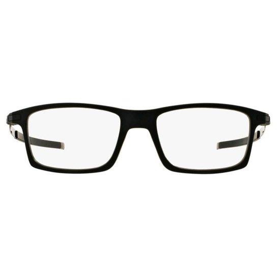 Armação Óculos de Grau Oakley Frame Pitchman OX8050 805001 55 - Marrom 68e86dc065