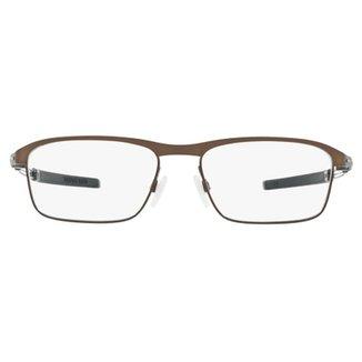 8844dd00846b6 Armação Óculos de Grau Oakley Truss Rod 0OX5124 02 55