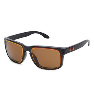 6b3b72739 Óculos Oakley Holbrook Prizm 0OO9102 Masculino