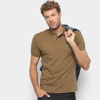 c31ac04143 Camisa Polo Lacoste Original Fit Masculina