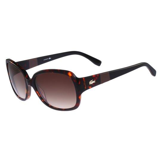 20a8153a4a466 Óculos De Sol Lacoste Clássico - Compre Agora   Zattini