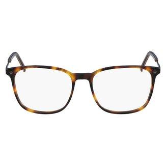 d1252845d920a Armação Óculos de Grau Lacoste L2805 214 56