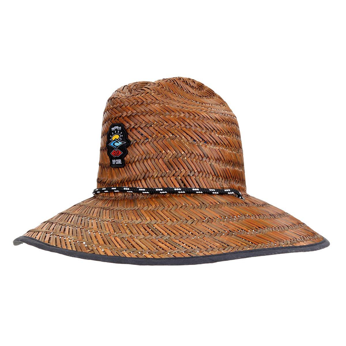 Chapéu de Palha Rip Curl Icons Straw Masculino