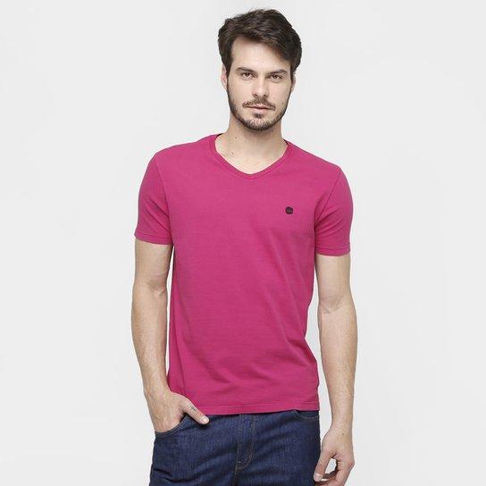 fb0427a0fe Camiseta Calvin Klein Gola V Básica - Compre Agora
