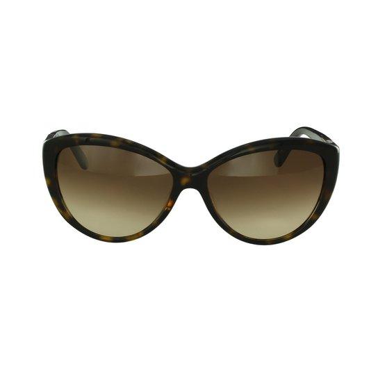 c535363c1751a Óculos de Sol Calvin Klein Casual Marrom - Compre Agora