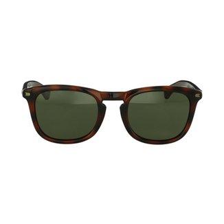 99c414f5350f5 Óculos de Sol Calvin Klein Casual Marrom