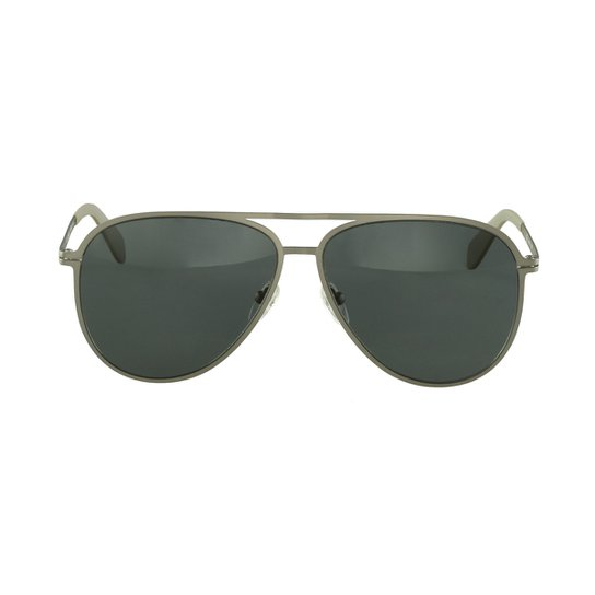 Óculos de Sol Calvin Klein Casual Prata - Compre Agora   Zattini 9dcb741336