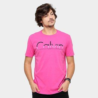 Camiseta Calvin Klein CK Jeans Masculina 41004e63ba5f2