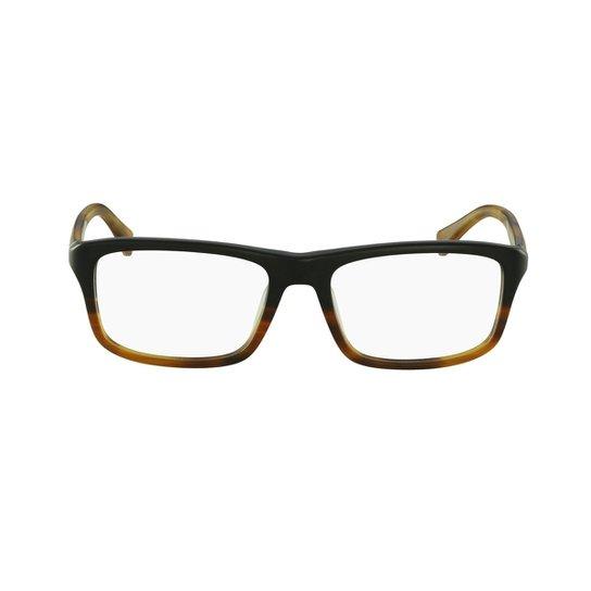 e353ea58a21b7 Óculos de Grau CALVIN KLEIN Casual - Marrom - Compre Agora   Zattini