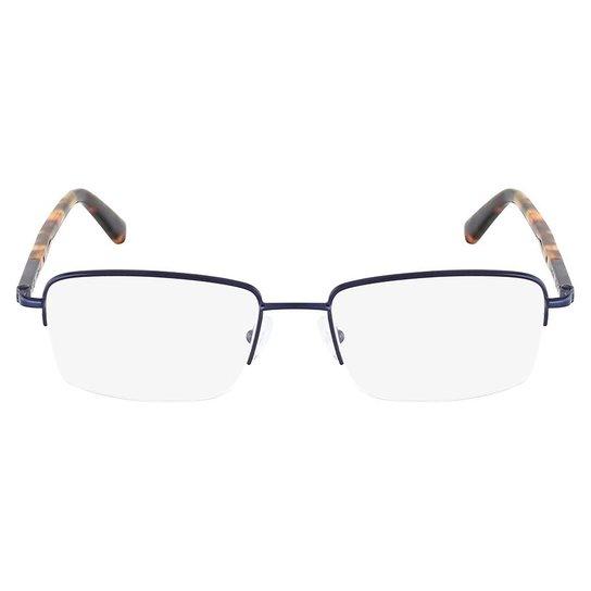 a7601b269bcc4 Armação Óculos de Grau Calvin Klein CK7384 405 54 - Marrom - Compre ...