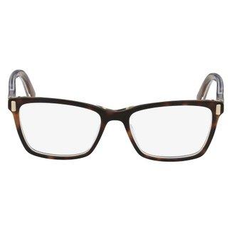 6c62fc12f5bbc Armação Óculos de Grau Calvin Klein CK8558 236 52