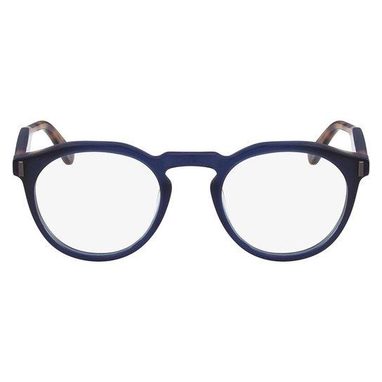 0555d481737b7 Armação Óculos de Grau Calvin Klein CK8561 405 49 - Compre Agora ...