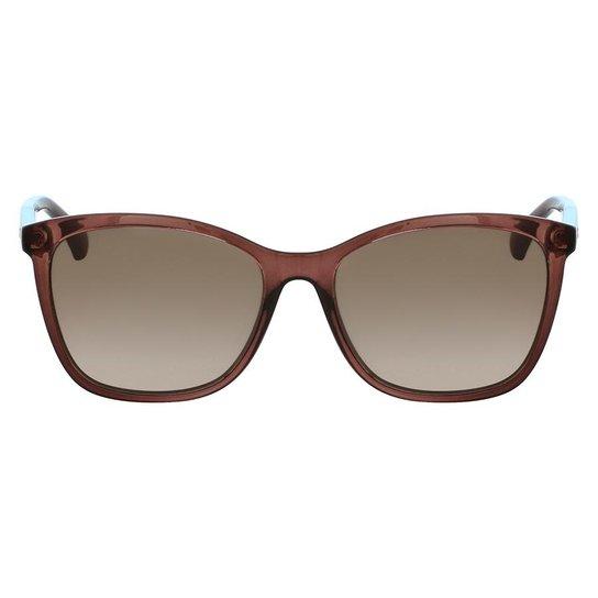 a65f09fb161ed Óculos de Sol Calvin Klein Jeans CKJ812S 203 57 - Compre Agora