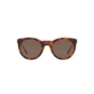 3f22f93aaf6e4 Óculos de Sol Polo Ralph Lauren Redondo PH4124 Feminino