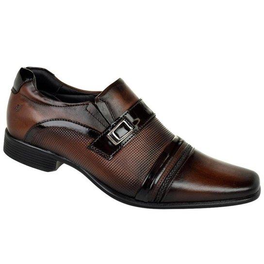 d4a83b642f7f6 Sapato Social Couro Fivela Rafarillo Masculino - Compre Agora | Zattini