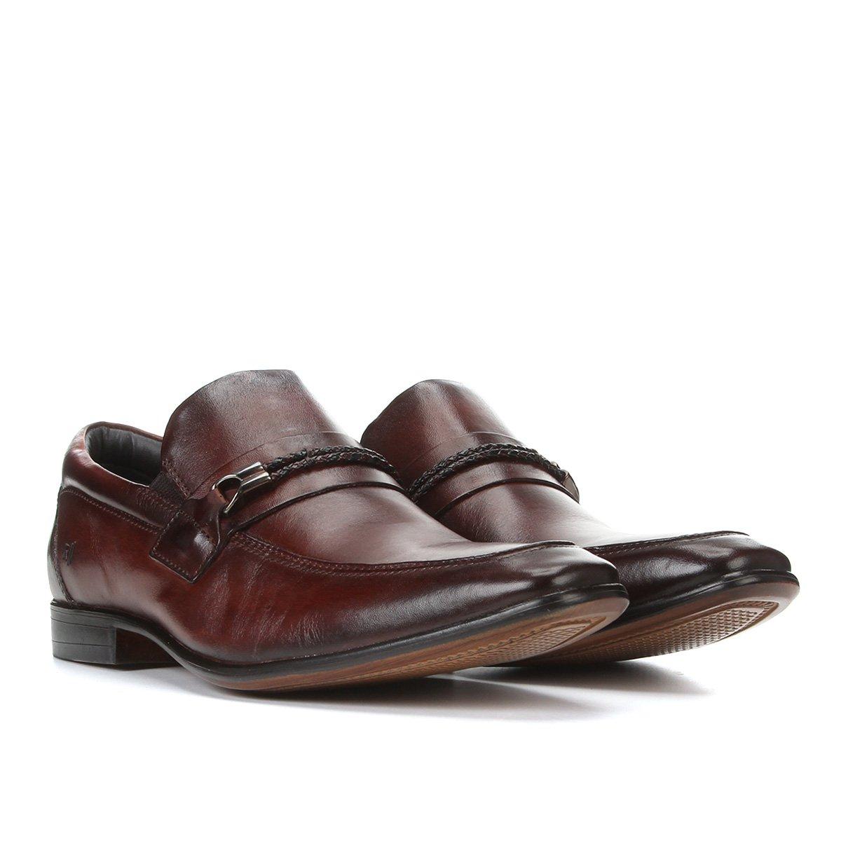Sapato Social Couro Rafarillo Dubai Masculino
