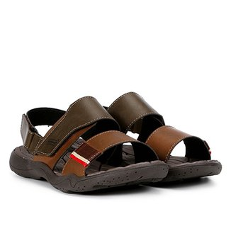 f8371e082e Sandália Itapuã Velcro Malibu Masculina