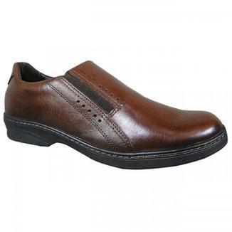 b70014dc1c Sapato Social Pegada Masculino Marrom Tamanho 40 - Calçados   Zattini