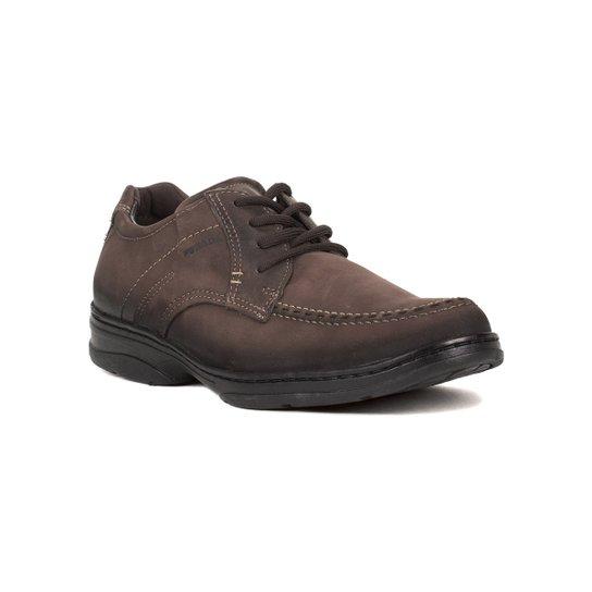 73f5e10b7 Sapato Casual Masculino Pegada - Marrom - Compre Agora