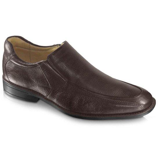 f53b3537c Sapato Anatomic Gel Veneza - Marrom - Compre Agora