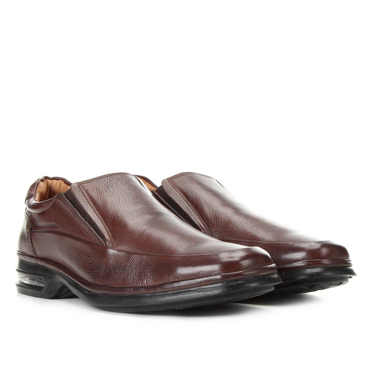 Sapato Conforto Anatomic Gel Air 6901 Masculino
