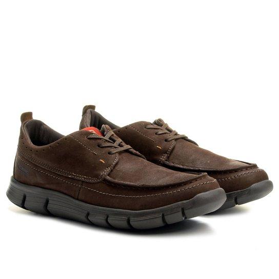 8c83caf8bf2de Sapato Casual Couro Kildare Free Will - Marrom | Zattini