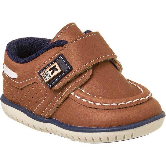 e15159562ff Sapato Bebê Masculino Klin Cravinho Casual Dockside - Compre Agora ...