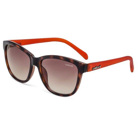 cde564e18 Óculos de Sol Colcci Sharon Feminino - Marrom | Zattini
