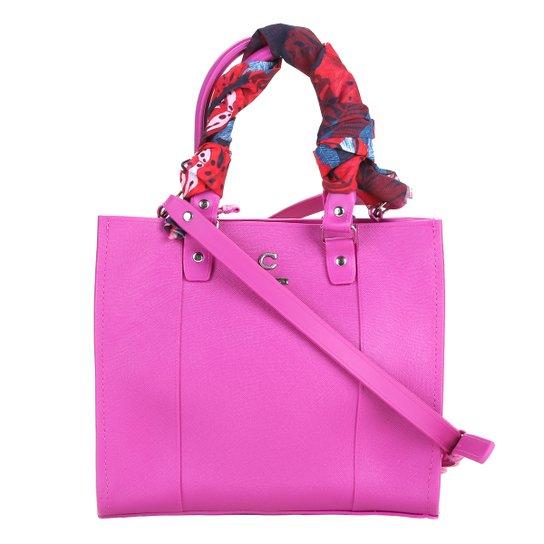 Bolsa Colcci Handbag Cairo com Lenço Feminina - Compre Agora  c9e88f1020c