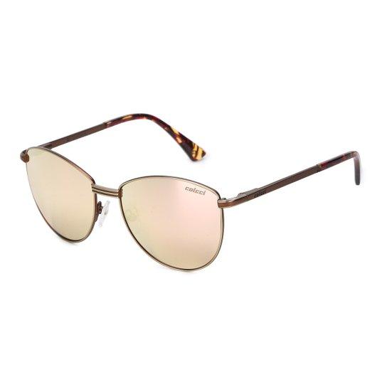 803054dcf Óculos de Sol Colcci C0109 Masculino - Marrom   Zattini