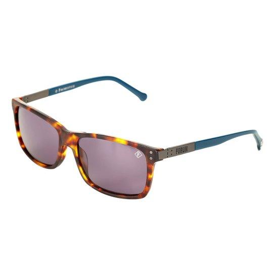 1ca375a9b5179 Óculos de Sol Forum Degradê Masculino - Marrom - Compre Agora