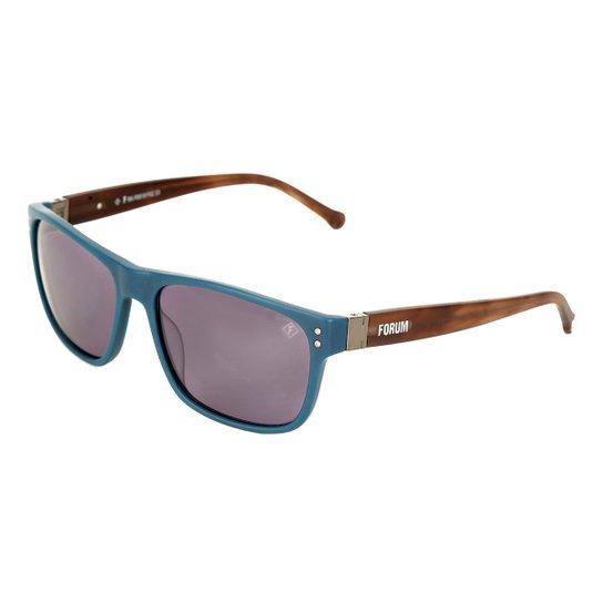 f08f95b8ef453 Óculos de Sol Forum Marmorizado Masculino - Compre Agora