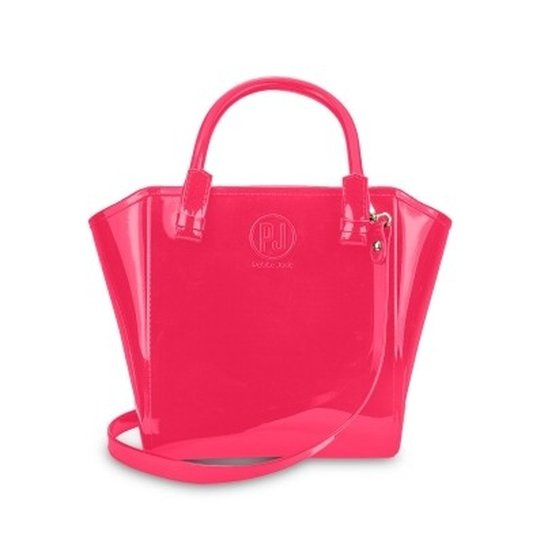 e4b27f5fd Bolsa Feminina Petite Jolie Shopper PVC Pj1770 | Zattini