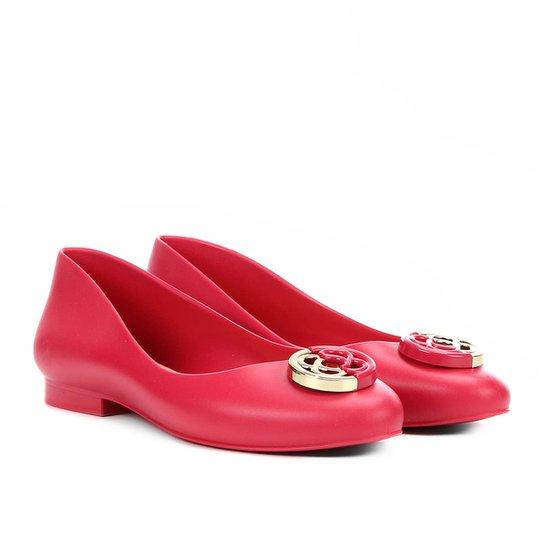 88e3b1417d Sapatilha Petite Jolie Bico Redondo Larissa Feminina - Pink - Compre ...