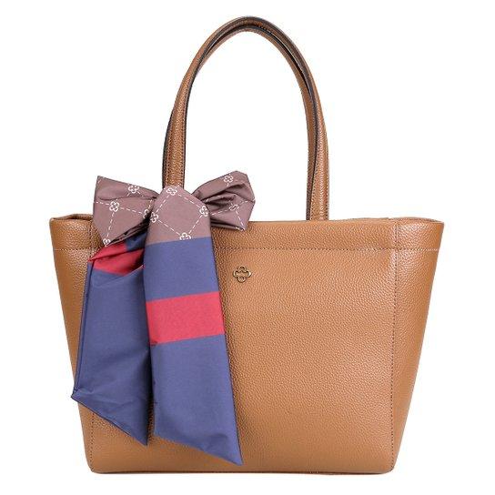 65c217632e636 Bolsa Capodarte Shopper Lenço Feminina - Compre Agora