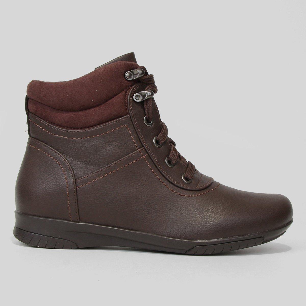 Bota Mooncity Ankle Boot Cano Curto Masculina