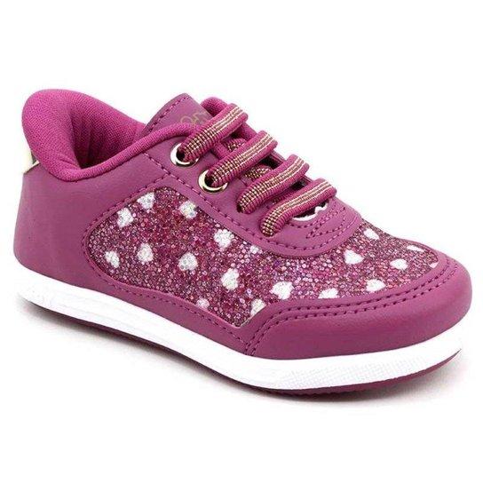 452b8526c2a Tênis Infantil Kidy 009-0710 - Pink - Compre Agora