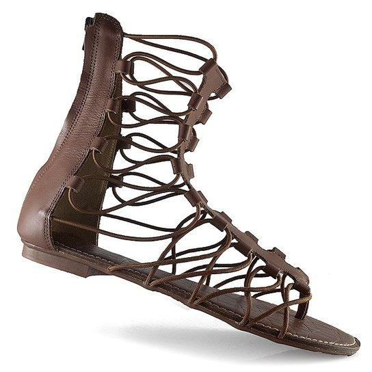 e1c718613 Rasteira Gladiadora Sapato Show - Compre Agora | Zattini