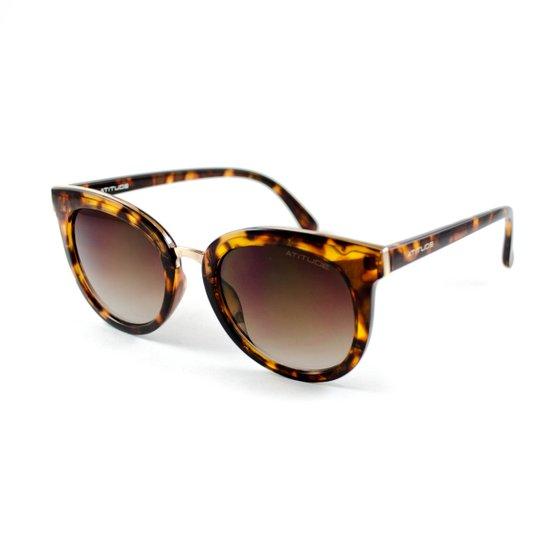 Óculos Atitude - AT5302 T01 - Compre Agora   Zattini 9c1bf97ffd