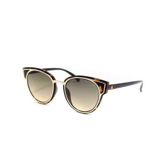 ... Óculos de Sol Atitude - AT5385 A01 - Marrom - Compre Agora Zattini  815fcca27281cd ... aefa760e68