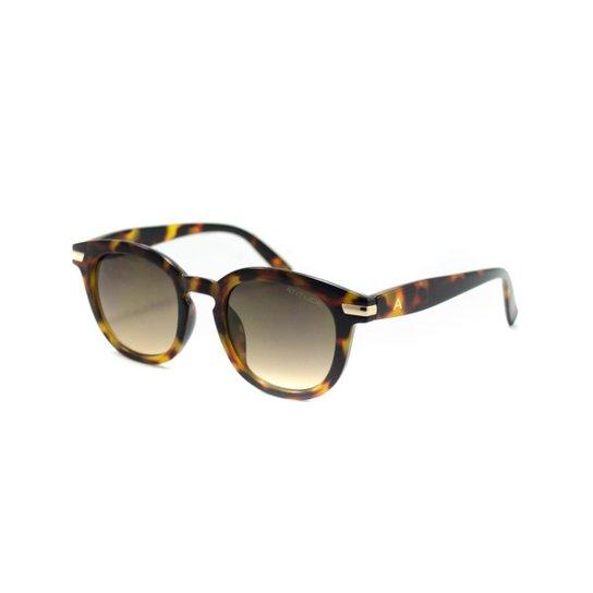 Óculos de Sol Atitude - AT5366 G21 - Marrom - Compre Agora   Zattini 8c1ba0e1e1