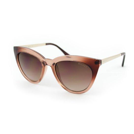 Óculos de Sol Bulget - - Marrom - Compre Agora   Zattini 941b4d0c5f