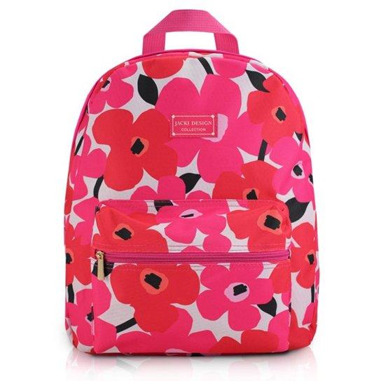 728bd304fd7 Mochila Jacki Design Poliéster - Pink - Compre Agora