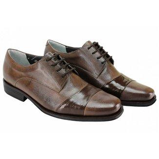 55656114b4 Sapato Social Sandro Moscoloni Masculino Marrom - Calçados | Zattini