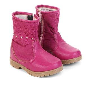 d03871ab811860 Botas Pink Tamanho 23 - Calçados | Zattini