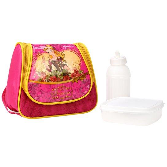 c2ef0d8ef Lancheira Luxcel Princess Térmica Infantil - Compre Agora | Zattini
