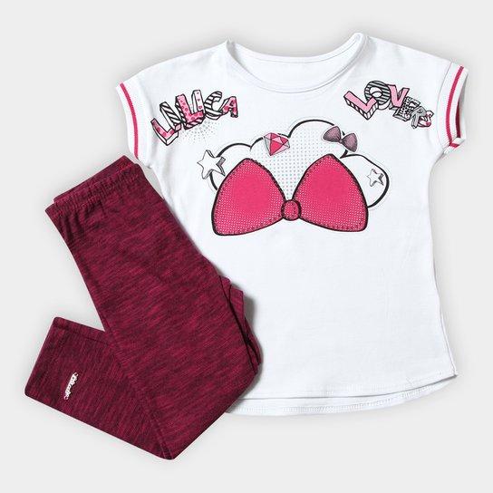 a57571b23c Conjunto Infantil Lilica Ripilica Feminina - Compre Agora