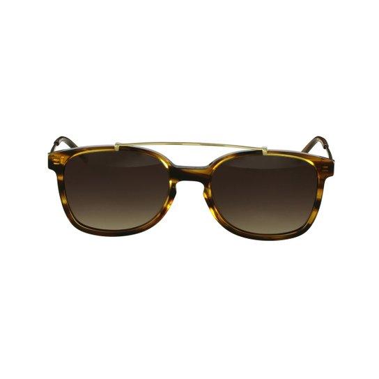 4a879d377b60f Óculos De Sol Hickmann - Marrom - Compre Agora