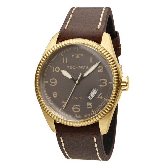 26fe8e0e41c Relógio Technos Masculino 2315ACG2P - Compre Agora