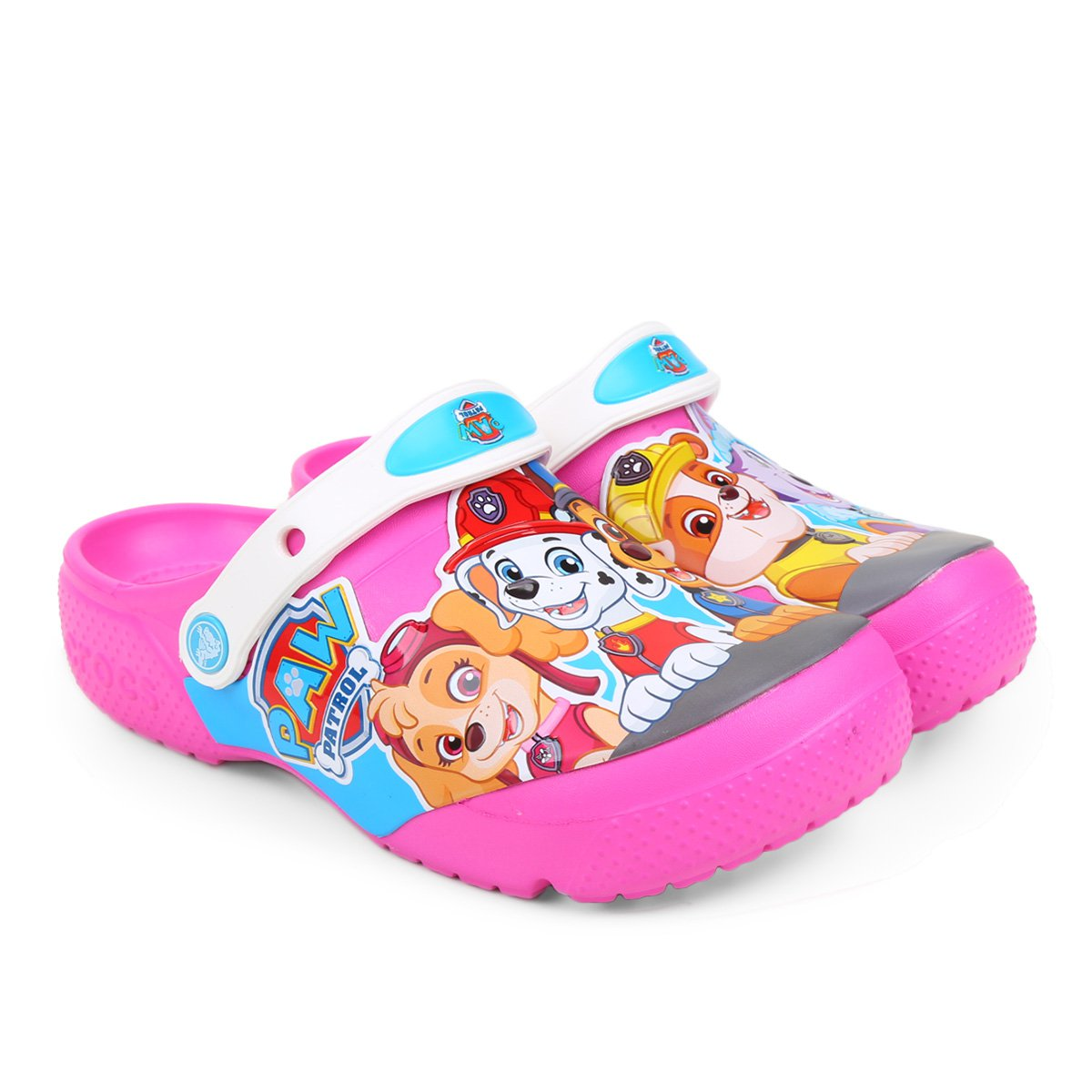 Crocs Infantil Fun Patrulha Canina